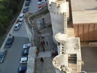 Castillo de Peñafiel - Viaje enológica a Ribera del Duero; asociaciones de senderismo en madrid